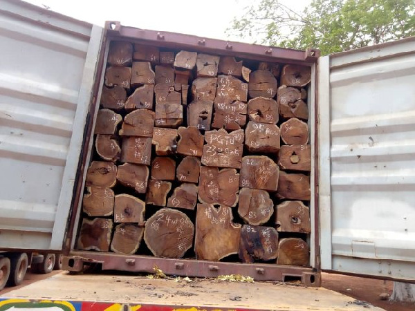 Ban on Rosewood will not be lifted anytime soon - Ministry to timber business community