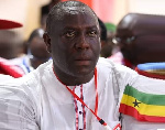 La Dadekotopon MP Sowah Odotei dumps politics for football?