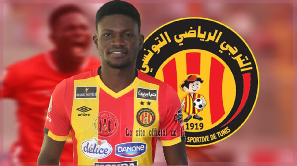 Kwame Bonsu returns to training with Esperance as Tunisia partially lifts lockdown