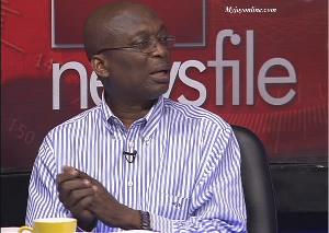 Abdul Malik Kweku Baako, Editor-in-chief, New Crusading guide