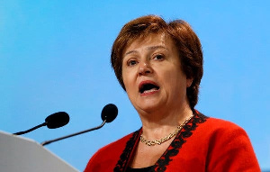 Ms. Kristalina Georgieva
