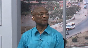 Kweku Baako Jnr, Editor-in-Chief, the New Crusading Guide