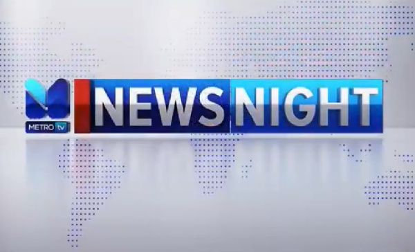 LIVESTREAMING: Newsnight on Metro TV with Bridget Otoo