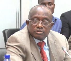 Ashanti Regional Minister, Simon Osei Mensah