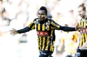 Ghanaian striker, Nasiru Mohammed