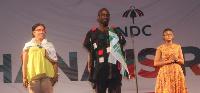 Johnson Asiedu Nketia - General Secretary