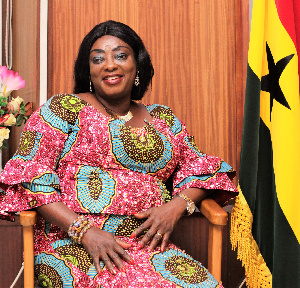 Freda Prempeh, Deupty Minister for Gender Children and Social Protection