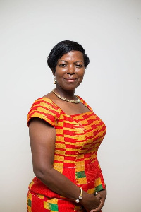 ember of Parliament for Ayawaso West Wuogon, Lydia Seyram Alhassan
