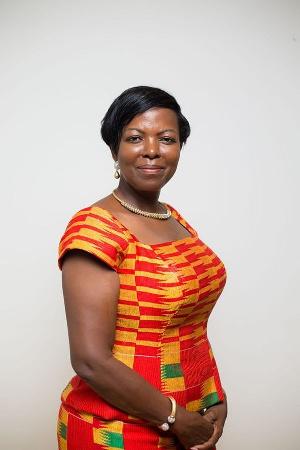 Lydia Seyram Alhassan, Memeber of Parliament for Ayawaso West Wougon