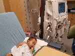 File photo: There is no dialysis unit for children with chronic kidney conditions in Ghana
