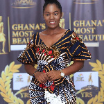 'Ghana's Most Beautiful' contestant fetes children in Takoradi