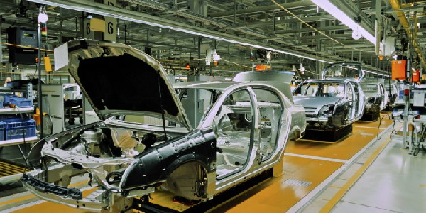 Major automakers in Asia, Europe and North America have closed plants