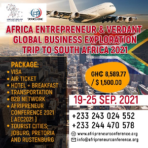 South Africa Business Exploration Trip 2021