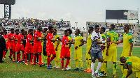 Kotoko defeated Kano Pillars 2-0 at the Baba Yara Stadium