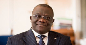 Albert Essien has been appointed Board Chairman of the Ghana Amalgamated Trust