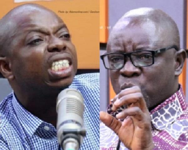 Abronye DC names NPP's Asomah-Cheremeh as galamsey kingpin