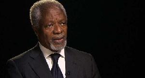 Kofi Annan Opsld
