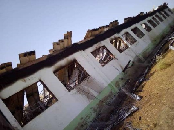 School records two fire outbreaks in one month