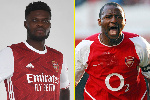 Piers Morgan compares Partey to Vieira after stunning outing against Rapid Vienna