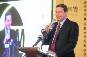 Stefano Gallini, Managing Director Of Ghacem