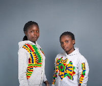 Mavis Ntriwaa May and Esther Adofowaa