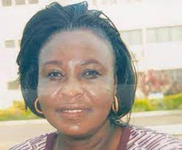 Regional Treasurer of the NPP, Martha Boahemaa