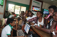 European football games have attracted the largest bets from Ghanaians