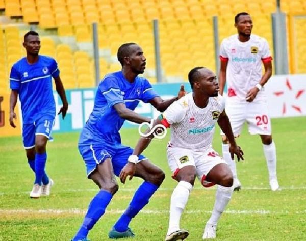 LIVE UPDATES: Al Hilal VS Asante Kotoko (CAF Champions League)