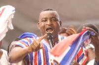 NPP Ashanti Regional Chairman Antwi Boasiako 'Wontumi'