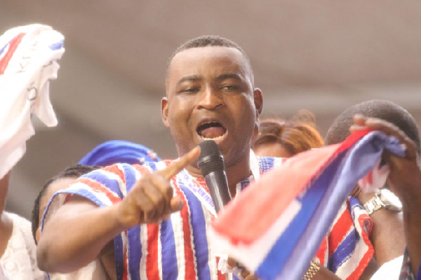 Wontumi explains how NPP intends to snatch all NDC seats in Ashanti Region