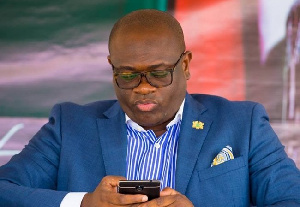 Presidential staffer under the Mahama administration, Stan Xoese Dogbe