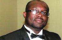 Dr Eric Opoku Mensah, National President of UTAG