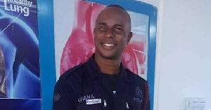 Sergeant Bright Opoku