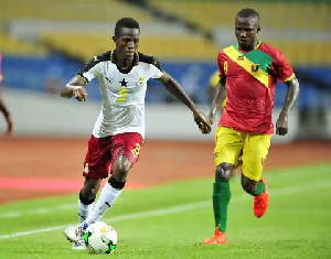 Gideon Acquah has joined Spanish side Extremadura UD