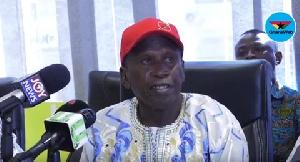 Legendary Ghanaian footballer, Osei Kofi