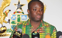 Felix Kwakye Ofosu,  Deputy Communications Minister