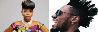 Yemi Alade and Phyno