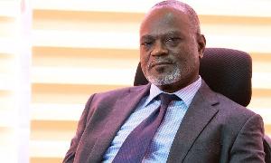 President of Normalization Committee, Dr Kofi Amoah