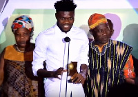 Thomas Partey was adjudged best foreign-based player