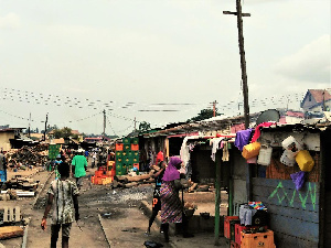 The advice comes in the wake of Sunday's outbreak which swept through the slum