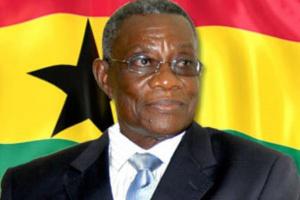 Former President John Evans Atta Mills
