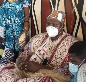 Paramount Chief of Sirigu, Naba Roland Akwara Atogumdeya III