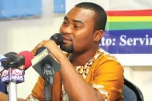 President of the CVM, Mr Razak Kojo Opoku