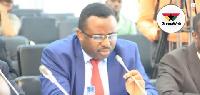 Dr. Johnson Asiama, Second Deputy Governor of BoG