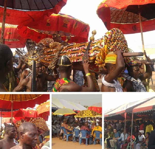 'Avoid electioneering violence' - Kwahumanhene to the Youth