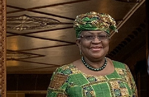 Ngozi Okonjo-Iweala is the first woman and African to lead WTO