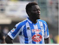 Muntari has been relegated with two clubs  in two years.