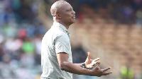 Ghana coach, Kwasi Appiah
