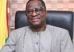 Member of Parliament for Hohoe, John Peter Amewu