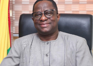 Government delivers on mandate when people work hard - Amewu